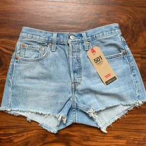 Levi's 501 Original Women's Shorts